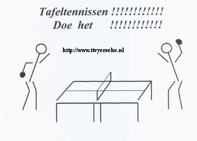 Tafeltennisvereniging Yerseke (ttvyerseke)